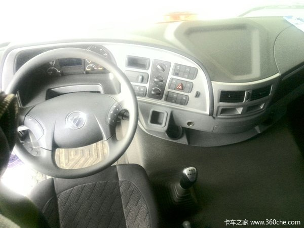 新车优惠 济宁欧曼GTL牵引车售28.4万元图片
